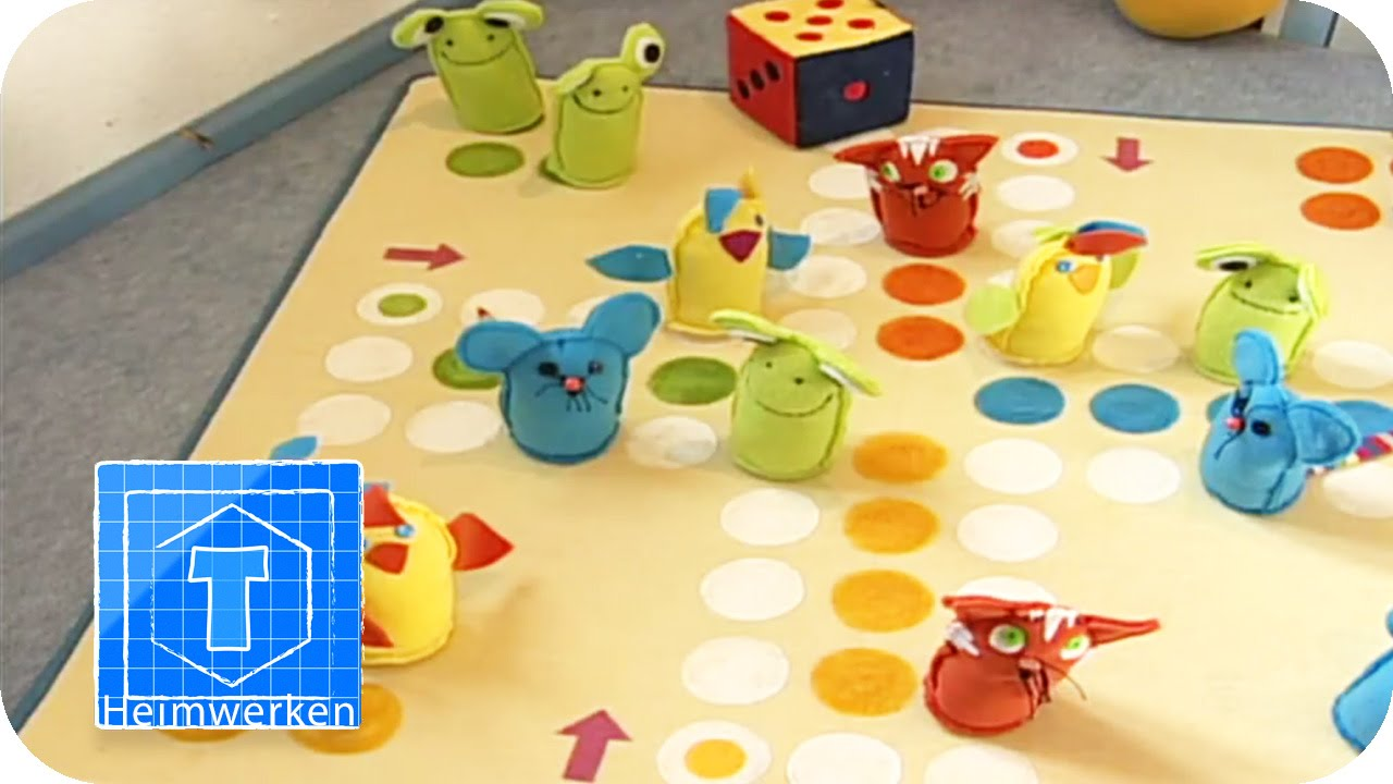 Spielteppich und Kinderzimmer-Deko | DIY |ToolTown - YouTube | {Kinderzimmer deko selber machen 69}