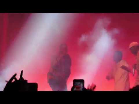 YG Surprises Crowd And Performs FDT After Tyler, The Creator Set At Camp Flog Gnaw 2016!