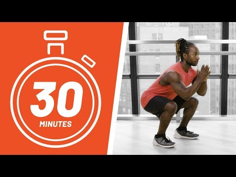 30 Minute Workout For More Muscle - Week 1 | Men's Health