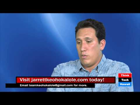 The Next Generation of Hawaii Politics with Jarret Keohokalole