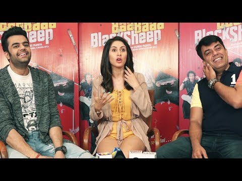 Baa Baaa Black Sheep | Manish Paul & Manjari Phadnis Interview | Bollywood Events