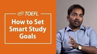 How to Set Smart Study Goals │ My TOEFL® Success Story thumbnail