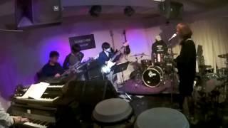 Dio w/ 岩永真奈- Mana Iwanaga @ Somethin' Jazz in Ikebukuro, Tokyo ...