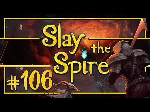 Let's Play Slay the Spire: Silent Ascension Level 15 - Episode 106