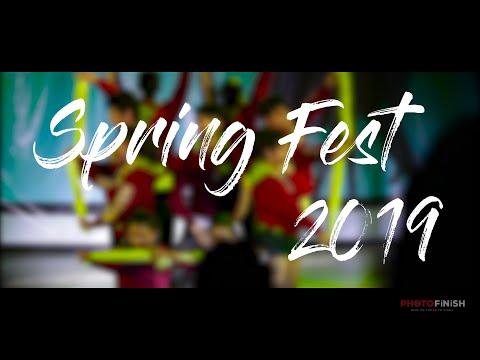 SPRING FEST 2019 - IIT KHARAGPUR