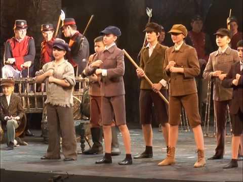 Хор мальчиков из оперы Кармен