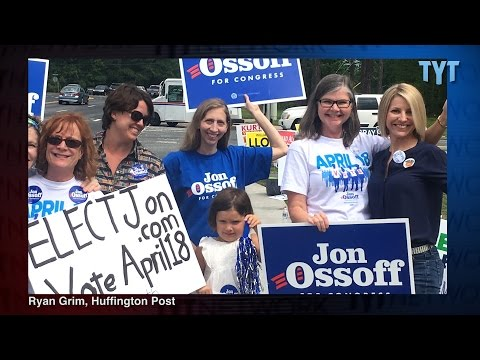 Will Women Lift Jon Ossoff Into Congress?