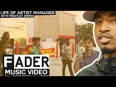 The FADER Music  Life of Artist Manager