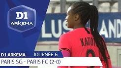 J6 : Paris Saint Germain - Paris FC (2-0), le résumé | D1 ARKEMA 2019/2020
