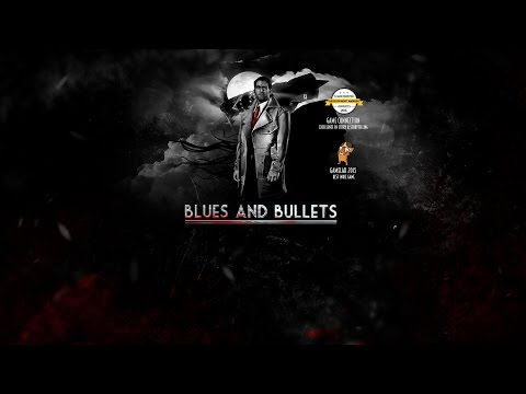 Blues and Bullets - If Sin City & La Confidential had a child this would be it!