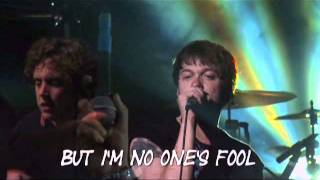 Kasabian - Man of Simple Pleasures (video with lyrics)