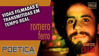 """Manifesto """"Crash"""" por Romero Ferro"""