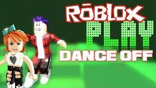 TANIEC PO-AMANIEC I ROBLOX ( Dance Off ) z Pograjmerk