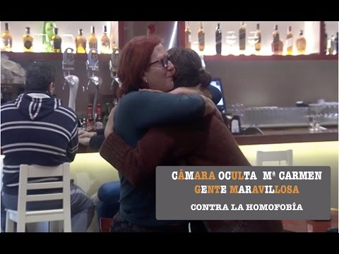Gente Maravillosa contra la homofobia - Mª Carmen
