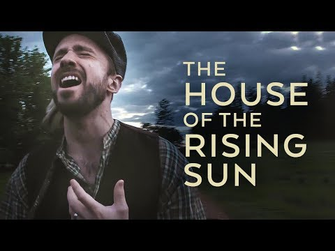 House of the Rising Sun    Peter Hollens