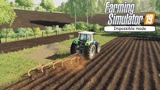 Working all night? ★ Farming Simulator 2019 Timelapse ★ Old Streams farm ★ Episode 13