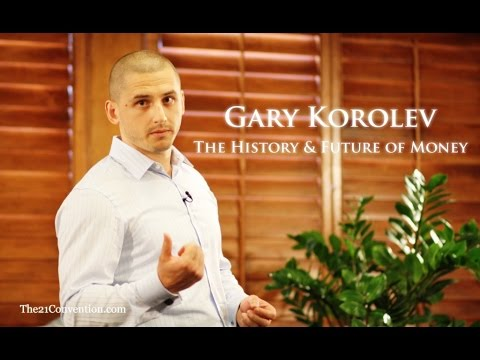 The History & Future of Money | Gary Korolev | HD Remaster