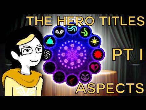 The Hero Titles - I - Aspects