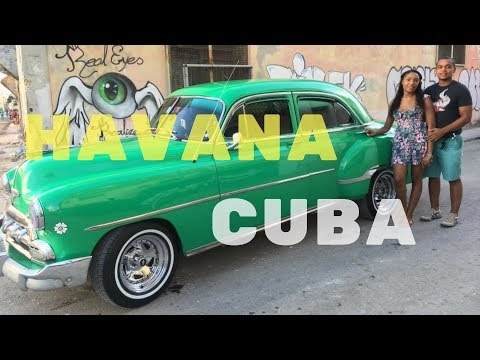 Travel to Havana, Cuba   Travel VLOG