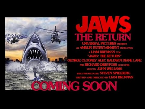 jaws the return jaws 5 trailer youtube