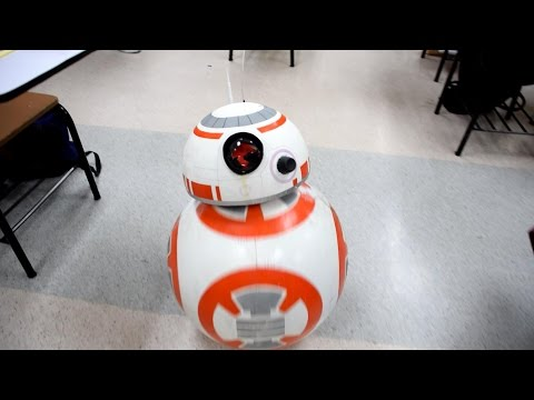 BB8's First Day At The University (Demo)
