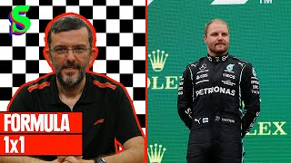 F1 Türkiye GP, Valtteri Bottas'ın Zaferi, Sainz | Serhan Acar'la Formula 1x1 B20