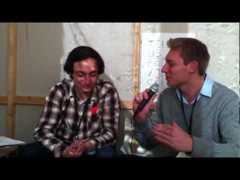TEDxRheinhessen: Erklären mit metaphorischen Beispielen - Interview Melih Bilgil
