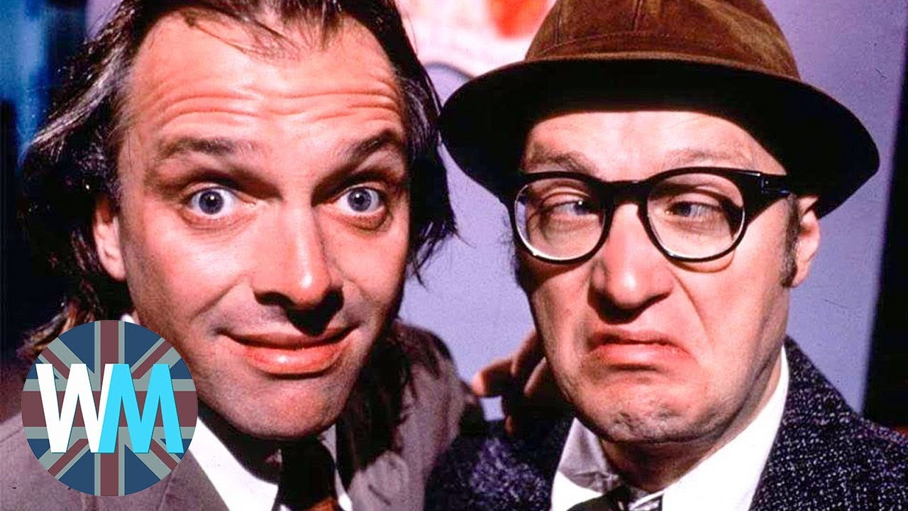 Rik Mayall government inspector