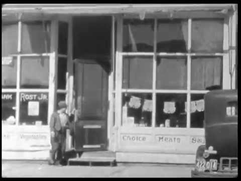 Small Town America Coleman Wisconsin In The 1940s Youtube