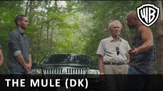 The Mule - Official Trailer (DK)