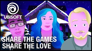 Share the Games, Share the Love   Ubisoft [NA]
