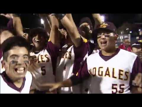 Can Nogales baseball be labeled a