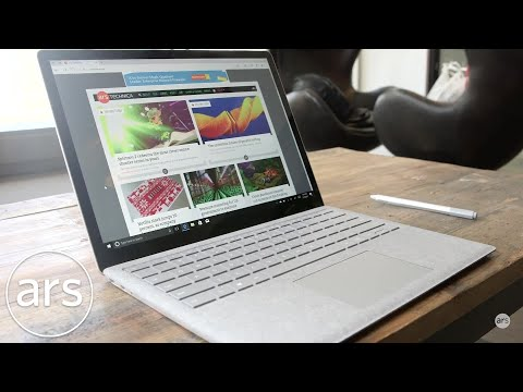 Microsoft Surface Laptop review | Ars Technica