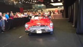 1953 Buick Skylark at Barrett-Jackson