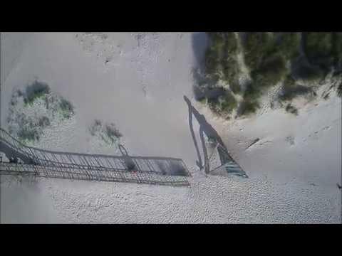 Lossiemouth Beach, Scotland  -  Skydronauts.uk