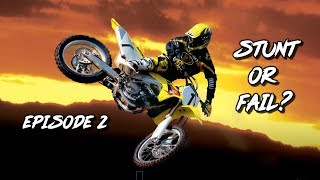 Stunt Or Fail? - Episode 2 (GTA 5)