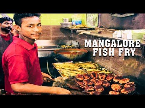 Amazing Fish Fry | Fish/Crab Ghee Roast | Mangalore | Best Fish Fry | Amazing Indian Food | Machilis