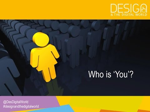 """Session 1: 5. Personal Branding and Social Media - Who is """"You""""?"""