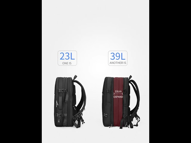 Video review of the Mark Ryden MR8057 backpack