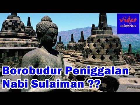Luar Biasa, Penelitian Menunjukkan bahwa Nabi Sulaiman Berasal Dari Indonesia!!! Simak videonya