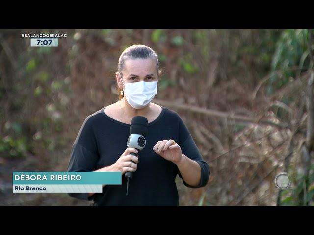 SETEMBRO: ACRE LIDERA O RANKING DOS ESTADOS COM MAIOR NÚMERO DE QUEIMADAS NO PAÍS