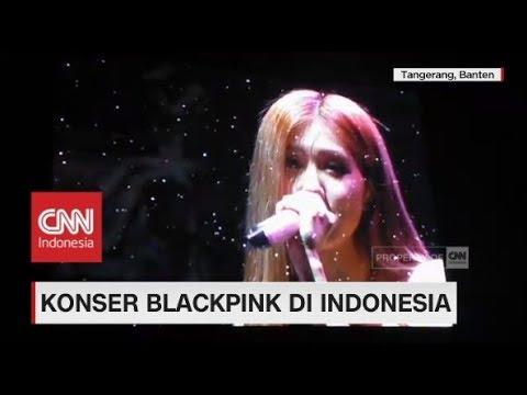 'Boombayah' Kemeriahan Konser Blackpink Di Indonesia
