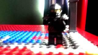 DC SuperHeroes Lego Comics Parody