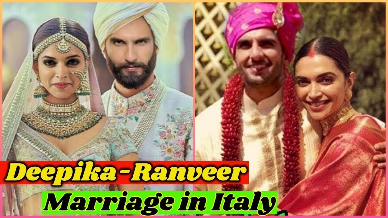 Where To Get Married In Italy: Deepika Padukone And Ranveer Singh To Get MARRIED In Italy
