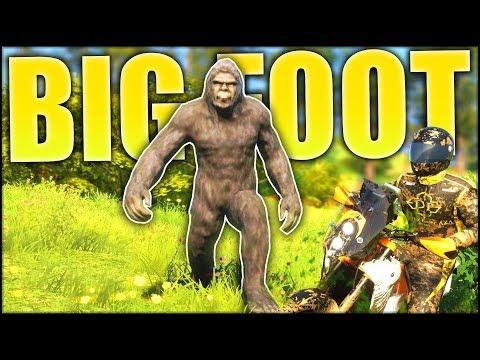 Il cautam pe Big Foot!!   The Crew 2  