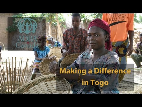 Making a Difference in Togo