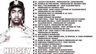 Nipsey Hussle - Nip Hussle  Interlude # 2