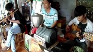 BẢN DEMO HÒA TẤU CAJON - GUITAR - SÁO TRÚC / NHÓM MÈO MUN MUSIC