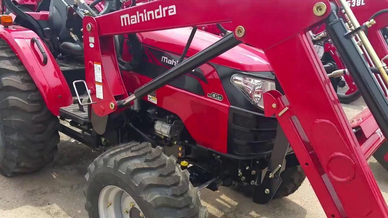 Mahindra 2538 HST