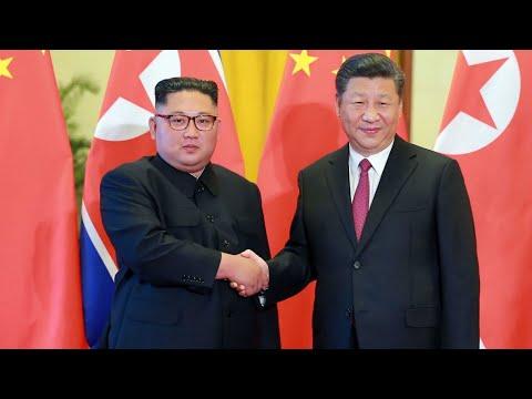 Xi Jinping in Pyongyang to meet Kim Jong-un, reboot alliance